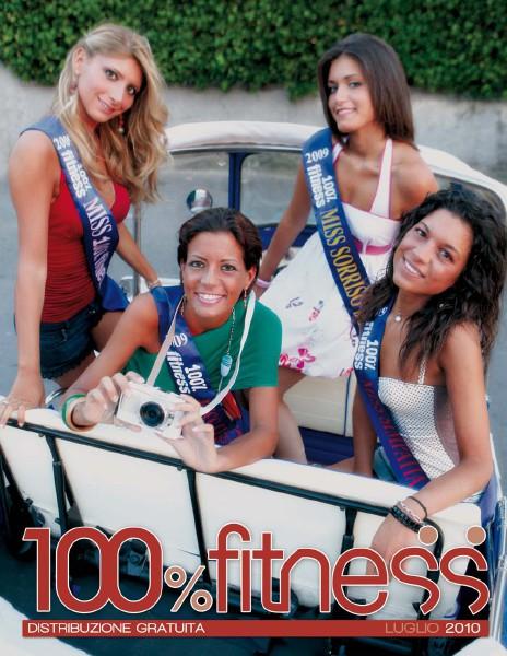 100% Fitness Mag - Anno IV Luglio 2010