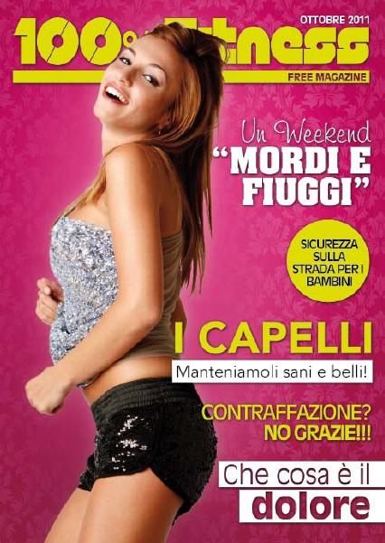 100% Fitness Mag - Anno V Ottobre 2011