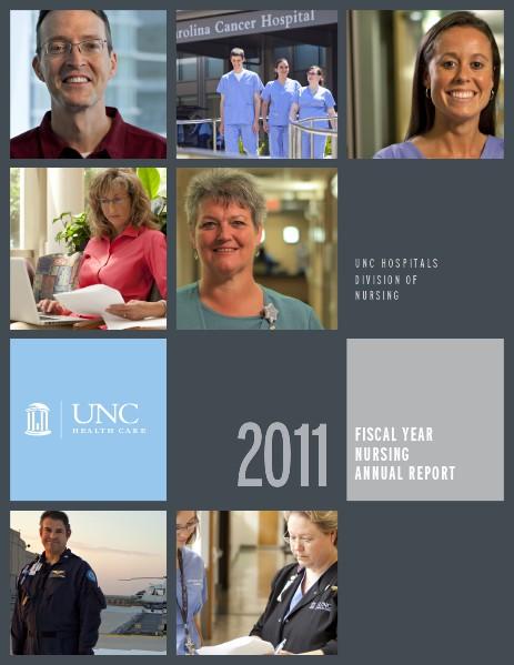 2011 UNC Nursing Annual Report 1