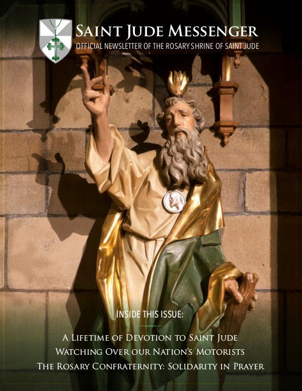 St. Jude Messenger Volume III, Issue II