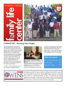 Family Life Center Newsletter December 2013
