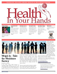 Health In Your Hands Issue #6 Winter 2013