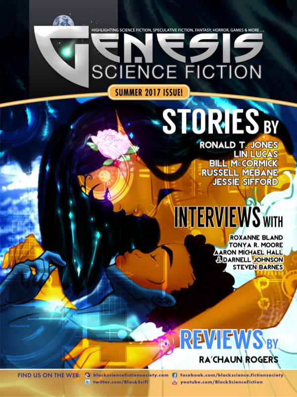 Genesis Science Fiction Magazine
