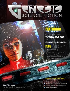 Genesis Science Fiction Magazine Issue #2 Electronic Edition
