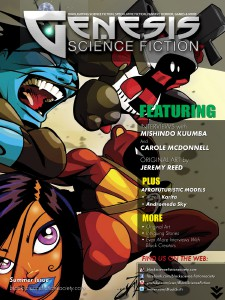 Genesis Science Fiction Magazine Issue #3 Electronic Edition
