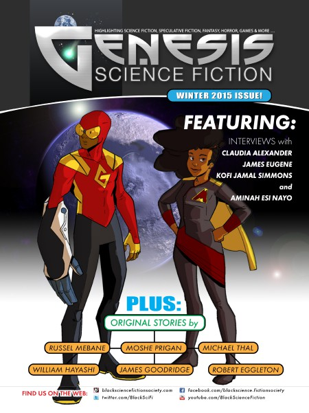 Genesis Science Fiction Magazine Issue #7 Electronic Edition