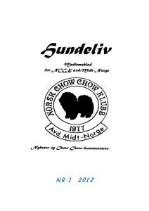 Hundeliv 1 - 2012