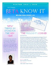 Beta Know It