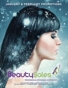 BeautySales January & February Promotions Catalog Jan/Feb 20014